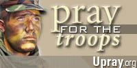 Pray for our troops scattered around the world, keep them in rememberance.